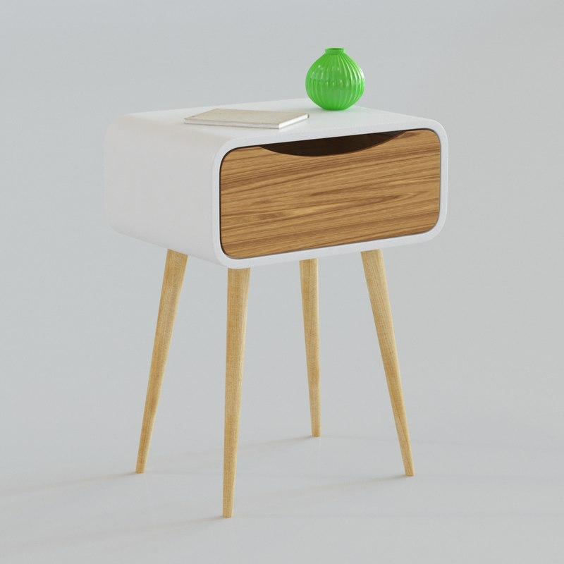3d percy bedside table zanui