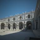 courtyard 3D models