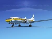 propellers convair cv-580 dwg