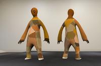 3d model fabric man fun
