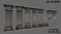 pillar 1 3d model