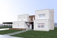 house home 3d lwo