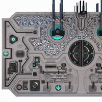 Sci-fi gates