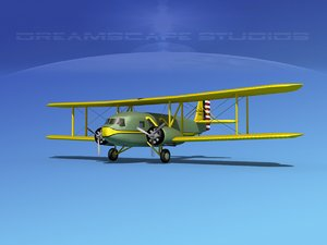 propellers curtiss condor 3d dwg