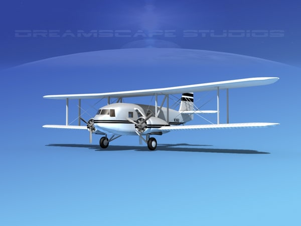 3d propellers curtiss condor model
