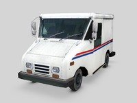 Postal Service Delivery Vehicle