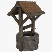 old water pbr 3d 3ds