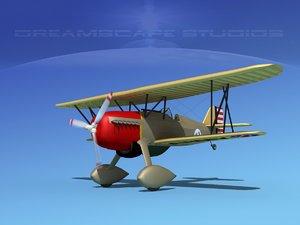 curtiss hawk fighter p-6 max