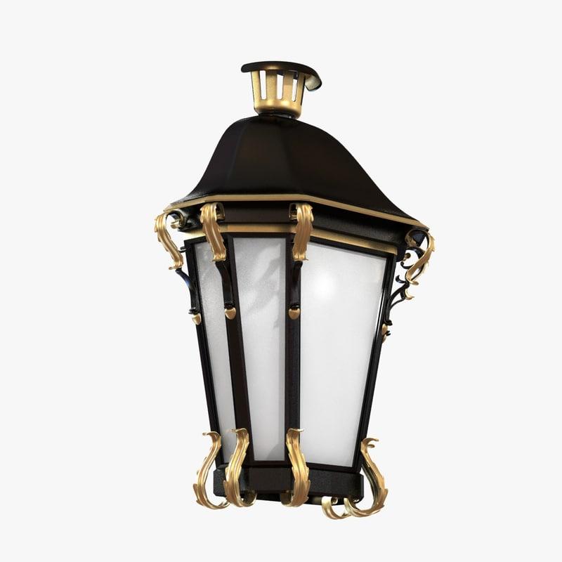 lantern classic 3d 3ds
