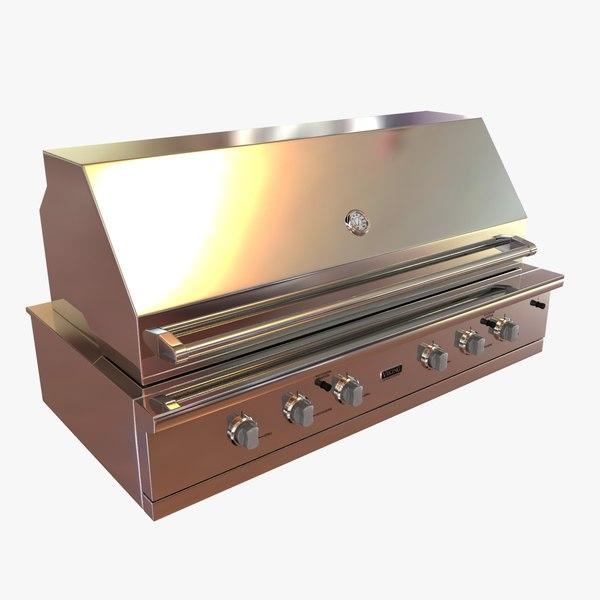 max gas grill viking professional