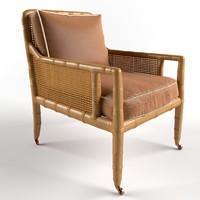 Bamboo Armchair regency