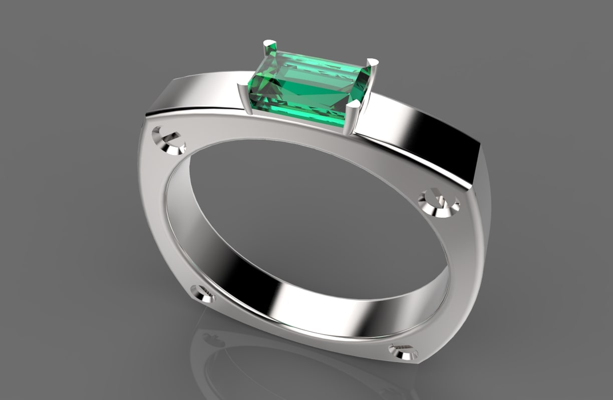 3d 3ds ring