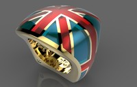 3d britain gold great