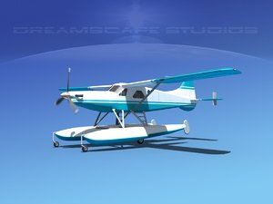 max dehavilland dhc-2 beaver turbo