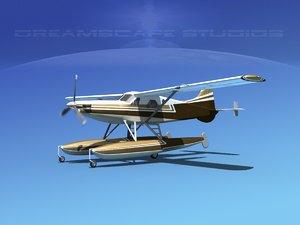 dehavilland beaver turboprop max