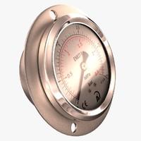 manometer 3d max
