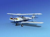 tiger moth 3ds