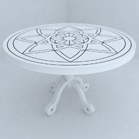 3d table designs