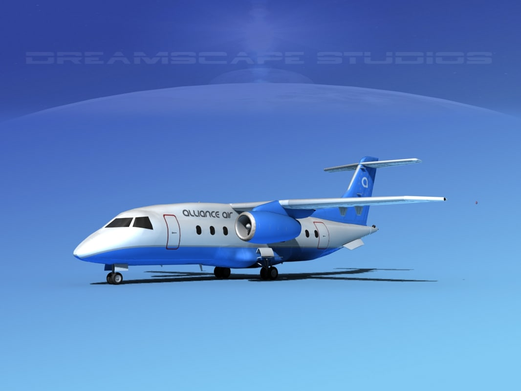 x airlines 328jet jet aircraft