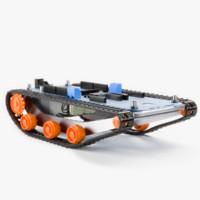 robot rover 3d model