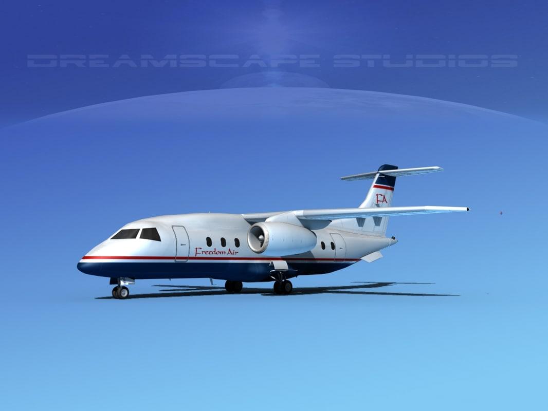 328jet jet aircraft air 3ds