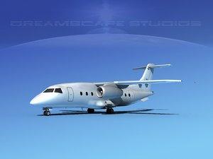 328jet jet aircraft 3d obj