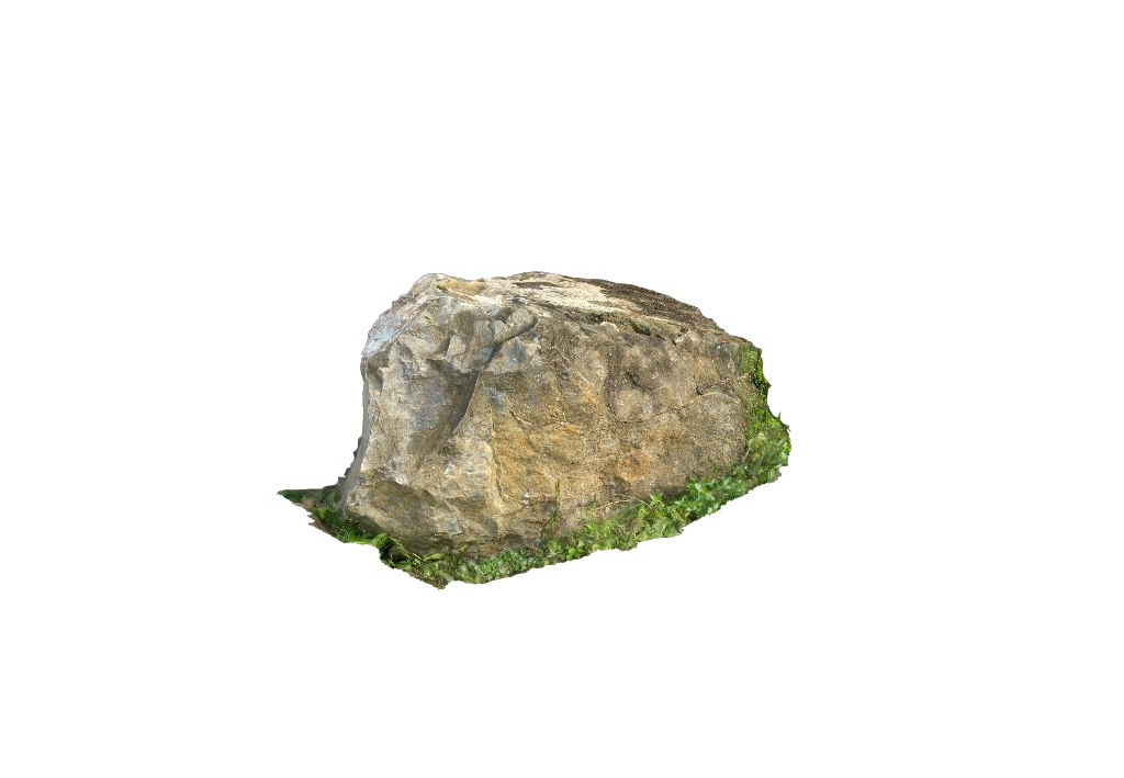 3d rock 4k