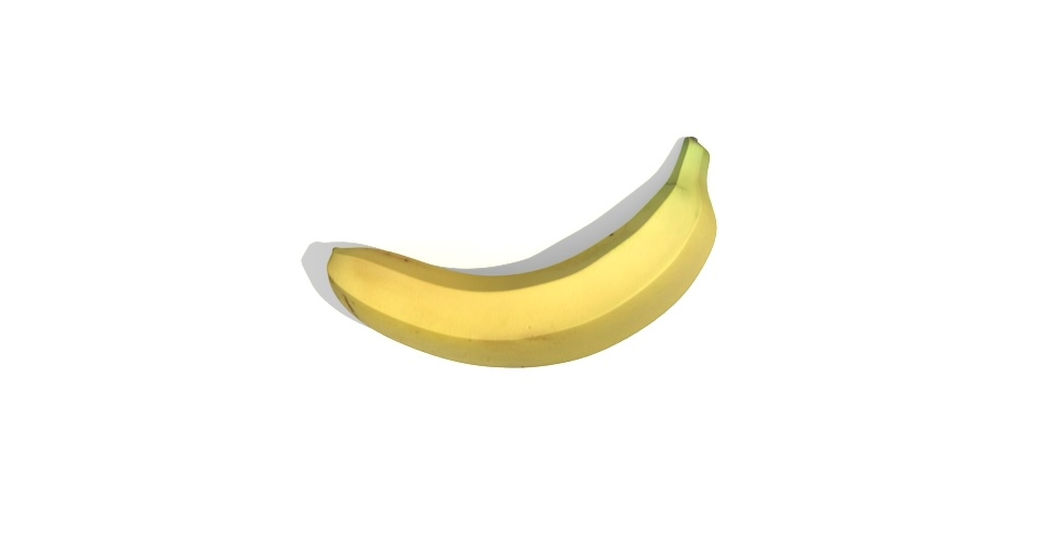 banana hd 3d 3ds