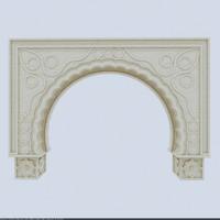 Arab arch