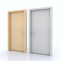 Door Room K01 T01 1