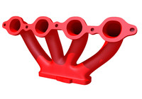 printable exhaust manifolds printing 3d model