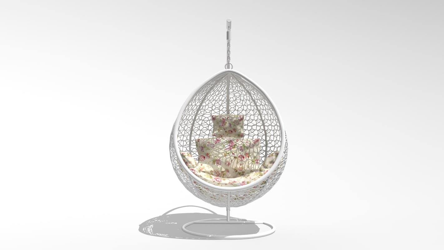 hanging chair 3d max