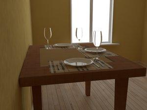 table dish max