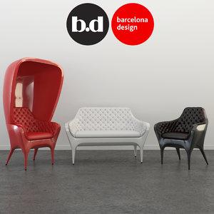 max design showtime bd barcelona