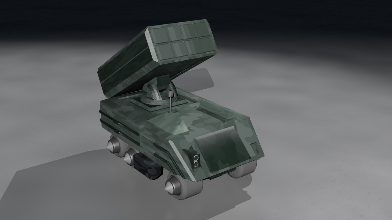 missile launcher max