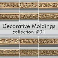 Molding collection 001