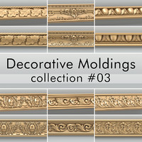 Molding collection 003