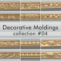 Molding collection 004