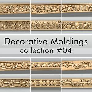3d model molding