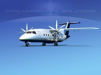 3d dxf propellers dornier turboprop