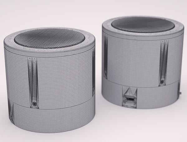 3d max mini blue tooth speaker