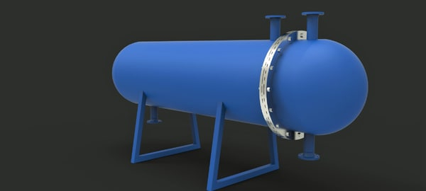 3d heat exchanger