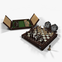 max chess boards