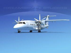 3d propellers dornier turboprop