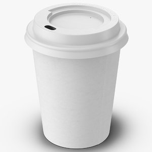 obj coffee cup 8oz takeout