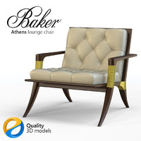 Baker Athens lounge chair
