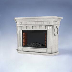 electric fireplace ma