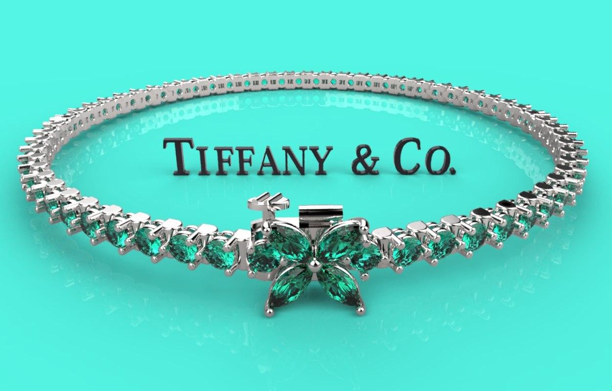 bracelet tiffani 3ds