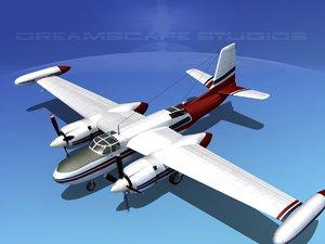 3d propeller mark marketeer b-26