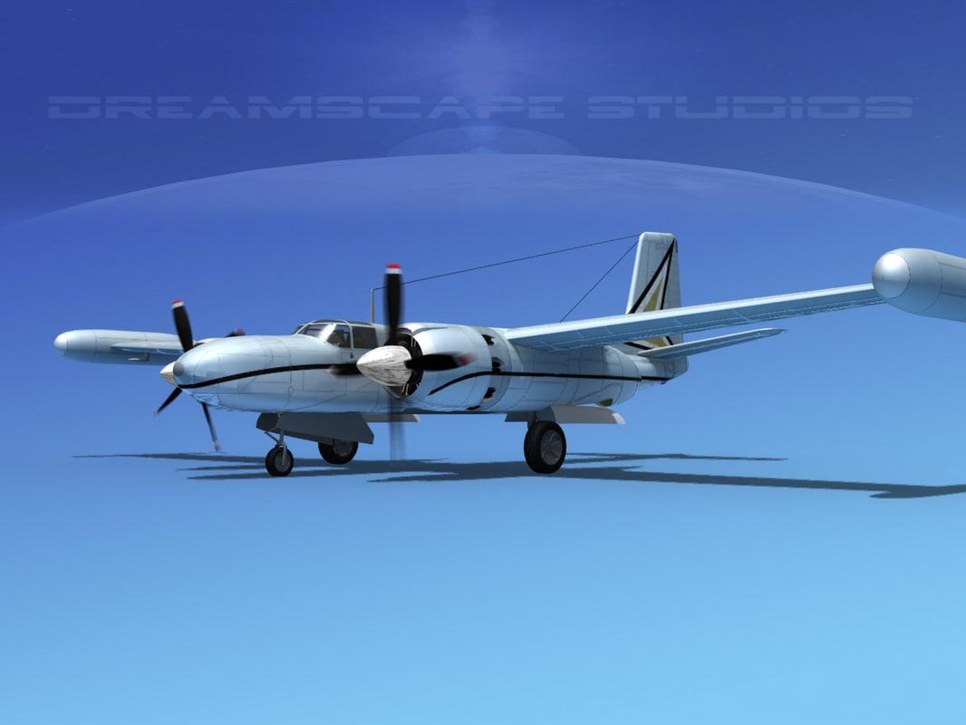3ds propeller mark marketeer b-26